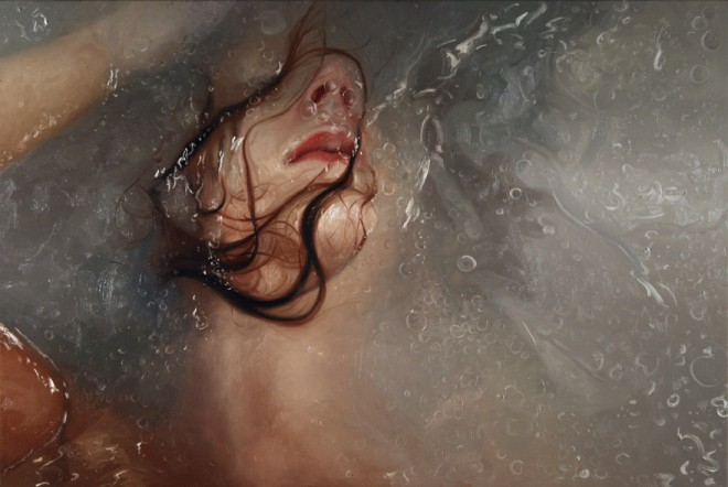 hyper-realistic-oil-painting-glass-window-water-steam-flesh-alyssa-monks-fineart-best-beautiful-award-8